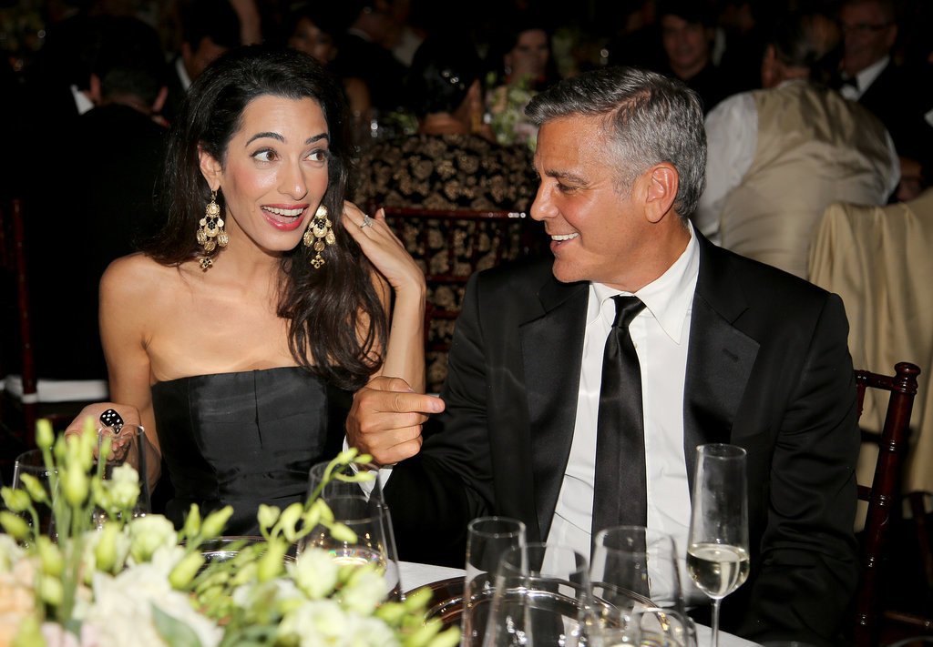 George-Clooney-Amal-Alamuddin-Red-Carpet-Pictures