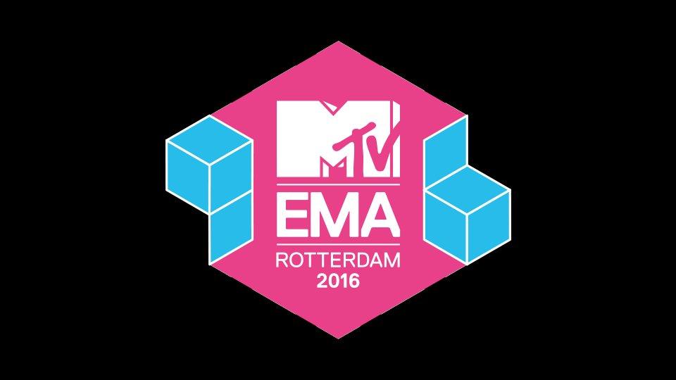 Resultado de imagem para EMA 2016 logo